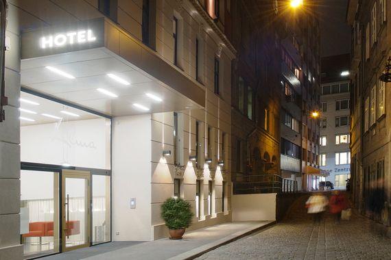 Aussenfassade - Alma Boutique Hotel - Wien Zentrum