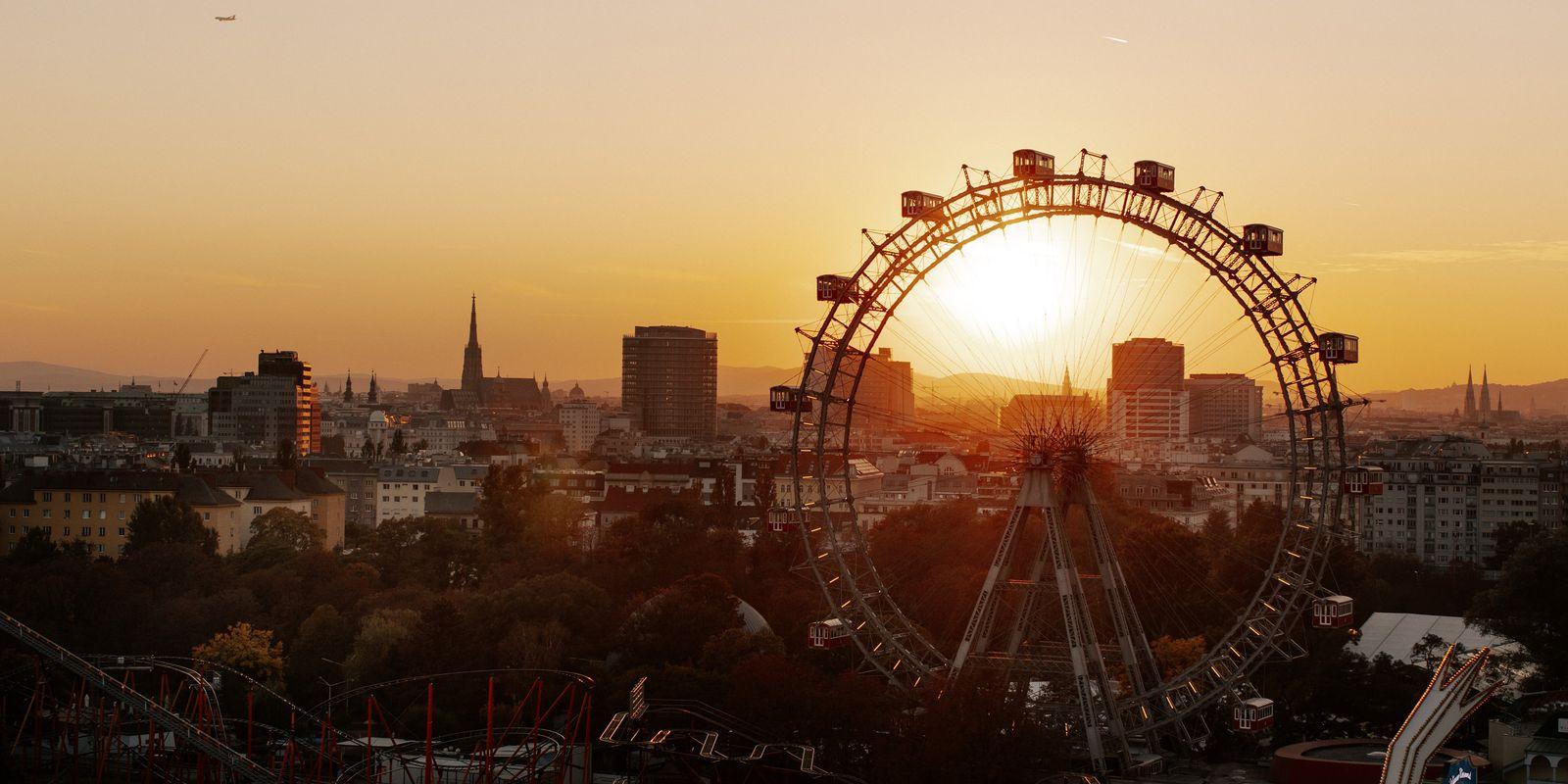Riesenrad im Wiener Prater | ©WienTourismus/Paul Bauer