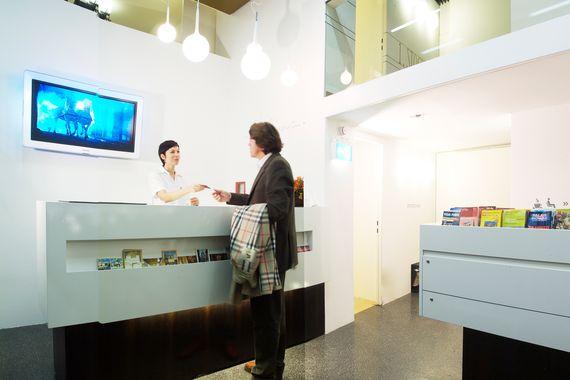 Empfang - Alma Boutique Hotel - Wien Zentrum