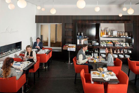 Frühstücksraum - Alma Boutique Hotel - Wien Zentrum