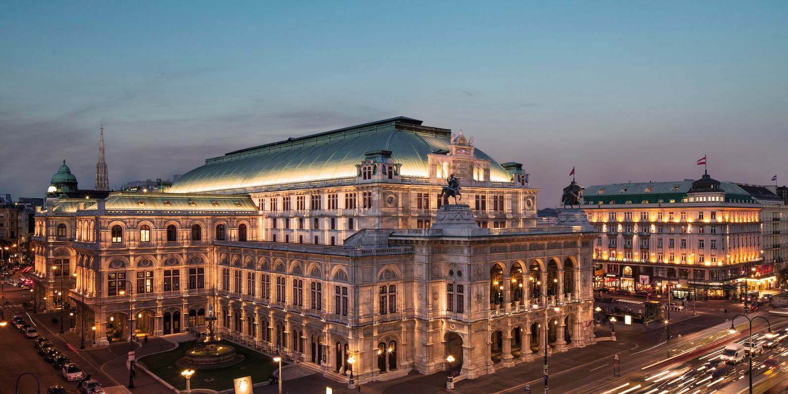 Wiener Staatsoper | ©WienTourismus/Christian Stemper