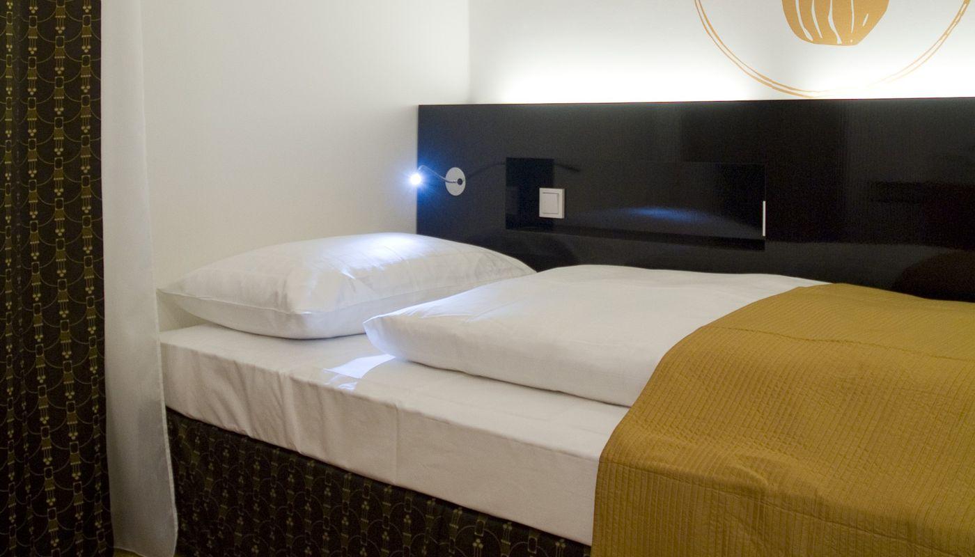 Einzelzimmer Classic - Alma Boutique Hotel