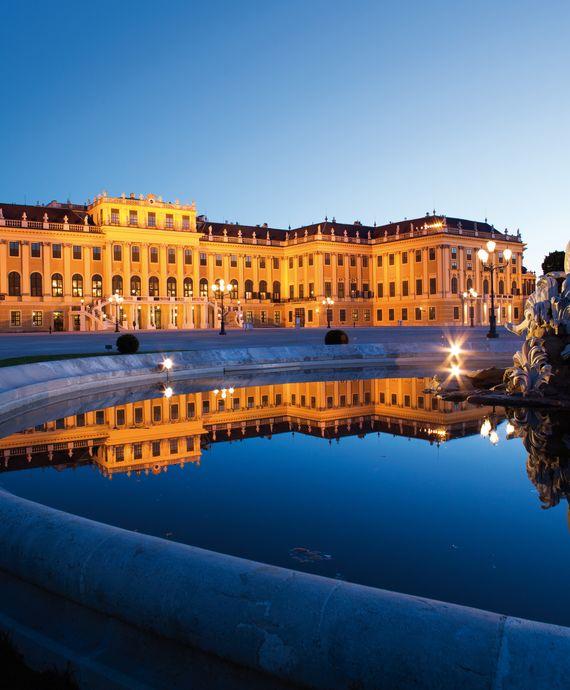 Schloss Schöbrunn | ©WienTourismus/Peter Rigaud
