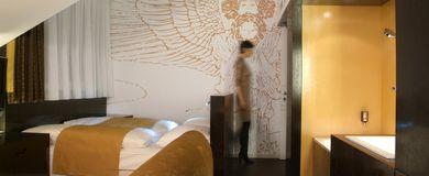 Doppelzimmer Deluxe - Alma Boutique Hotel - Wien Zentrum